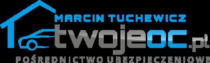 Agent Marcin Tuchewicz,MultiAgencja 20 towarzystw u jednego Agenta.Tanie OC, AC, NNW, OC Rolnika,