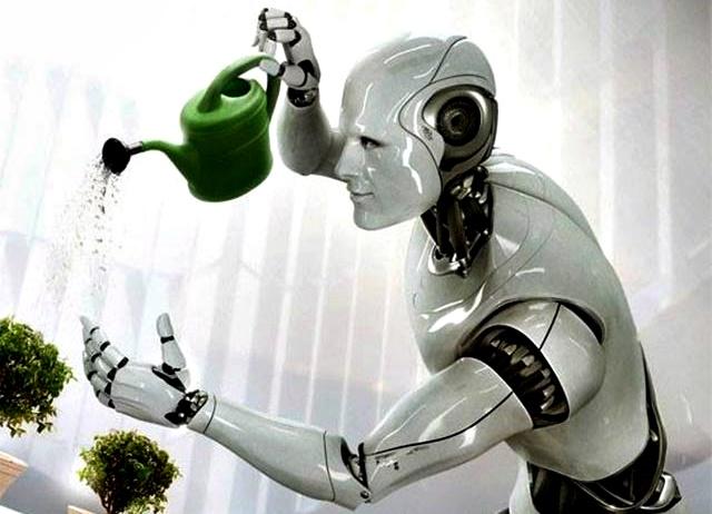 Co w ubezpieczeniach robią roboty?