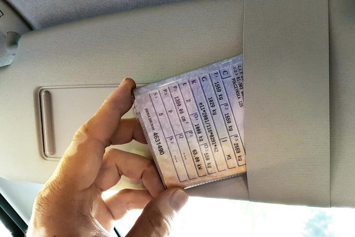 Czym grozi utrata samochodu z dokumentami?
